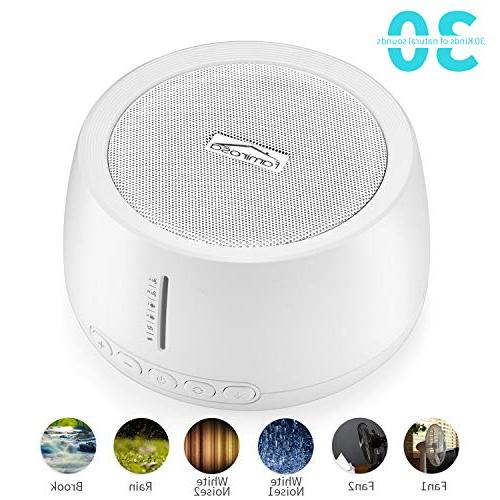 white noise sound machine