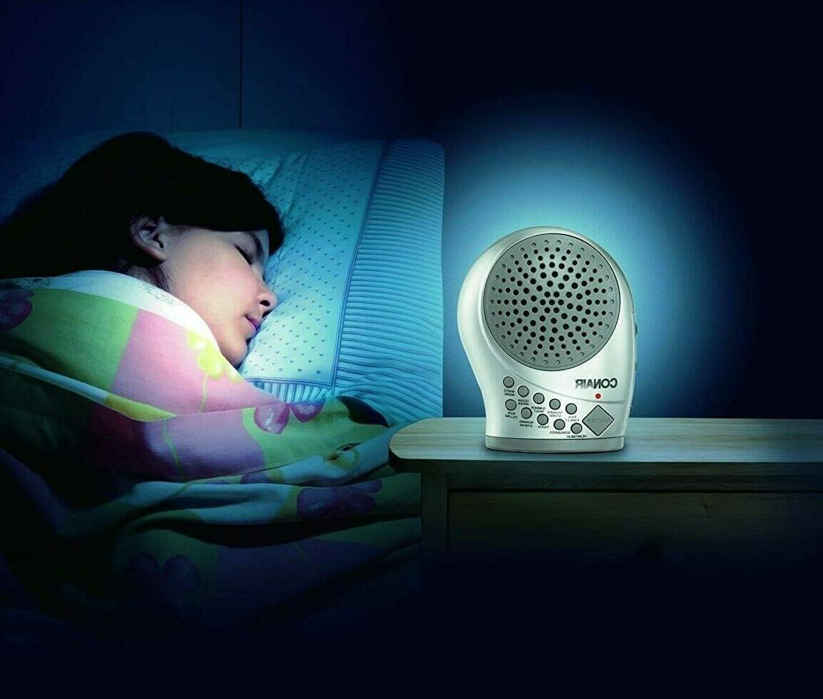 Sleep Noise Therapy 10 Spa Nature Sounds Light