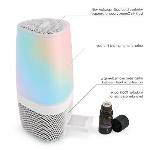 iHome Bluetooth Speaker Open Senses, Therapy, Therapy, Changing, Therapy Aroma Therapy