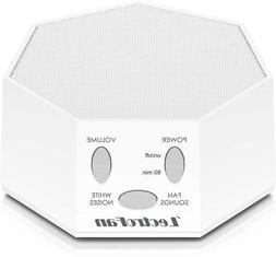 Lectrofan High Fidelity White Noise Machine With 20 Unique N