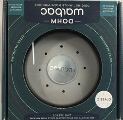 Marpac Dohm Classic White Noise Sound Machine Gray Open Box