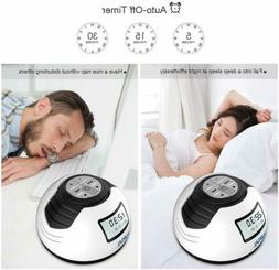 Nature Fan Sounds White Noise Machine for Sleeping Home Slee