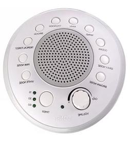 NEW Sleep, Relax and Focus Sound Machine - SONEic SC1350WT -