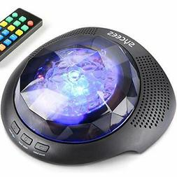 Night Light Projector Sound Machine - Aurora Borealis Projec