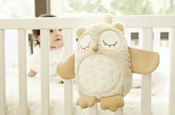 Cloud b  Nighty Night Owl Smart Sensor Plush W/8 Soothing So