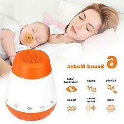 Portable Nature Sound Machine Baby Rest Sleep Soother for Ki