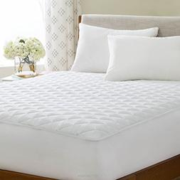 Beautyrest Premium Fitted Mattress Quilted Pad Brand New Cov
