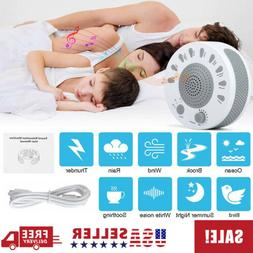 Relaxation Sleep Sound Machine for Baby Kids Adults 9 Soothi
