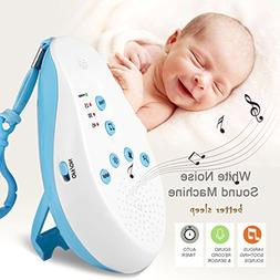 Otivs S7 White Noise Machine Sleep Sound Machine with Shut-O