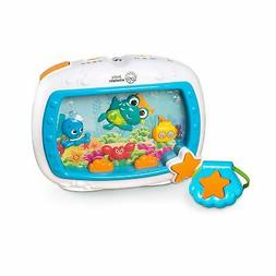 Baby Einstein Sea Dream Soother Crib Toy with Remote,Lights