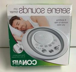 Conair Serene Sounds with Timer