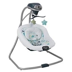Graco Simple Sway Swing - Stratus
