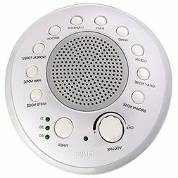 Sleep Relax and Focus Sound Machine. 10 Soothing White Noise