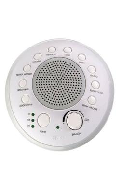 SONEic Sleep, Relax, Focus Sound Machine 10 Soothing White N
