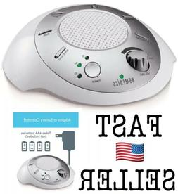 Sleep Sound Therapy Machine Natural White Noise Relaxation F