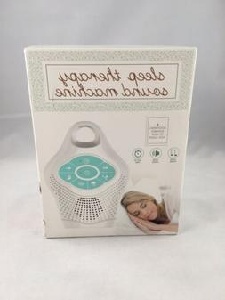 Sleep Therapy Sound Machine Vivitar Four Soothing Sounds