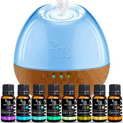 ArtNaturals Sound Machine Diffuser & Essential Oil Set -  -