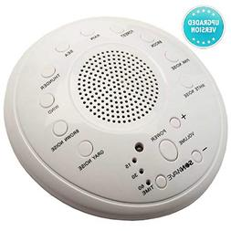 Sound Spa Relax Machine White Noise Baby Easy Sleep Nature N