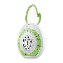 soundspa on the go sound machine green