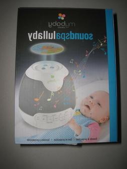 MyBaby SoundSpa Lullaby - Sounds & Projection, Plays 6 Sound