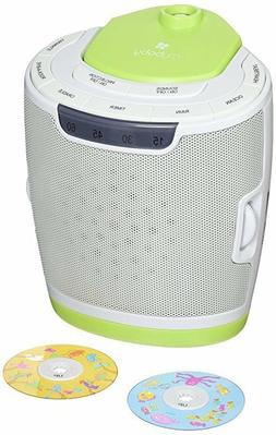 MyBaby SoundSpa Lullaby Sound Machine & Projector w/ 3 Image