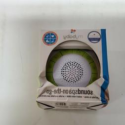 MyBaby Soundspa On-The-Go Portable White Noise Machine - New