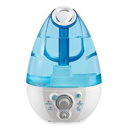 myBaby SoundSpa Ultrasonic Humidifier, BlueWhite