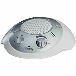 HoMedics Sound Spa Relaxation Machine 5 NATURE SOUNDS auto-t