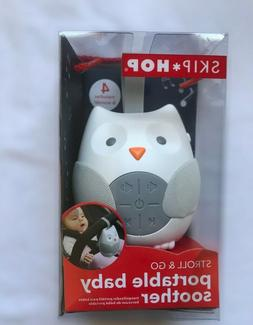 Skip Hop Stroll & Go Portable Baby Soother and Sound Machine