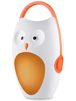Sycces Portable Baby Sound Machine with Nightlight