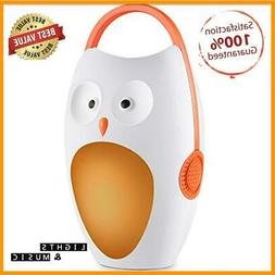 Sycces Portable Sleep Soothers Baby Sound Machine With Night