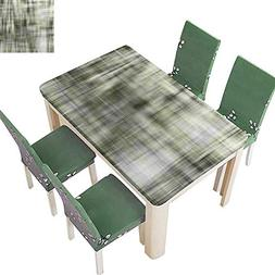 Printsonne Natural Tablecloth Abstract Motion Background for