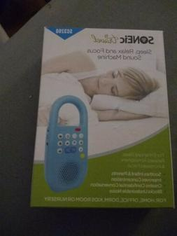SONEic TRAVEL ~ Green Sleep, Relax and Focus Sound Machine ~