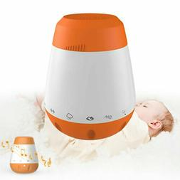 Baby Soother Sound White Noise Portable Machine Soothing Rel