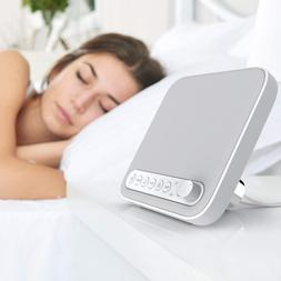 Pure Enrichment Wave Premium Sleep Therapy Sound Machine Whi