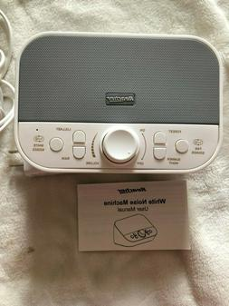 Reacher White Noise Machine 28 Soothing Sounds