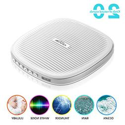 White Noise Machine for Sleeping, Famirosa Sleep Sound Machi