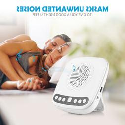 InLife White Noise Machine Sleep Therapy Sound Machine with