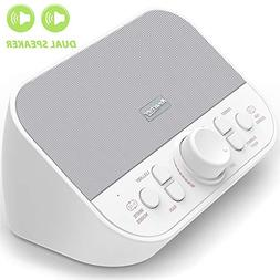 K-star White Noise Machine-Sound Machine for Sleeping with 2