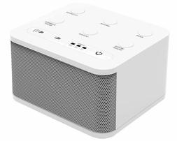 Big Red Rooster White Noise Machine - Sound Machine For Slee
