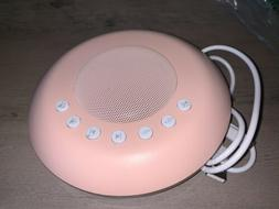 White Noise Machine - Sound Machine with LED Colorful Night