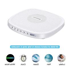 White Noise Machine, Yostyle Sleep Sound Therapy Machine wit