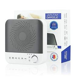 White Noise Machine, Portable Sound Machine for Sleeping wit