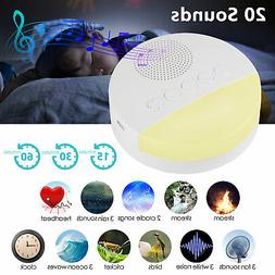 White Noise Nature Sound Machine Sleep Aid Sounds Sleeping M