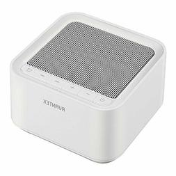 AVANTEK White Noise Sound Machine 20 Soothing Sounds for Bet