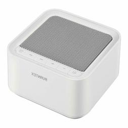 AVANTEK White Noise Sound Machine, 20 Non-Looping Soothing S