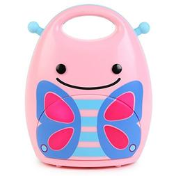 Skip Hop Zoo Take-Along Nightlight, Blossom Butterfly